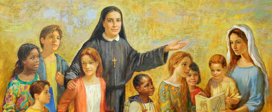 La vida de Madre Isabel